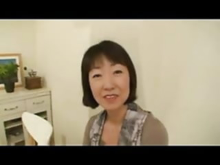 Little Japanese Pixies Grown Granny 2 Uncensored asian japanese granny