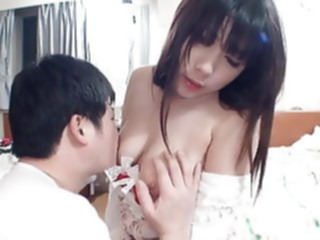 shy japanese soft boobs cock riding for creampie by eliman asian tits japanese
