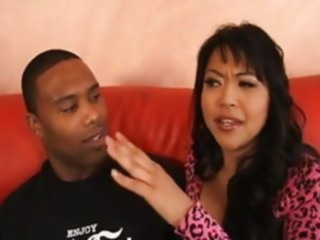 mom and not her daughter and a Black Man Makes Three. asian blowjob pornstar