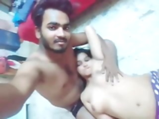 Poonam, Amit asian fingering flashing