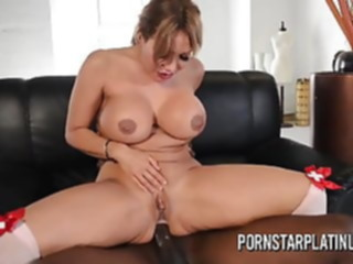 PornstarPlatinum - Ava Devine sperm donor Rod Piper asian blowjob cumshot