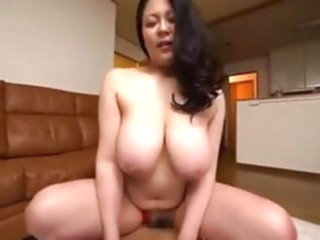 Mother Show Off Loincloth Figure...Hagi Azusa hairy mature japanese