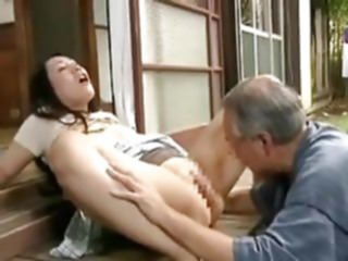 Japanese drama - Father in law and wife asian japanese cheating